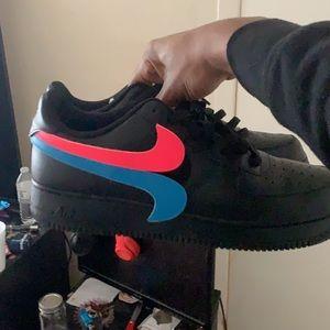 Nike swoosh pack air force 1